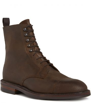 Mens Rough Out Nubuck Boots