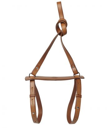 Bridle Leather Blanker Carrier