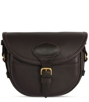 Bridle Leather Cartridge Bag