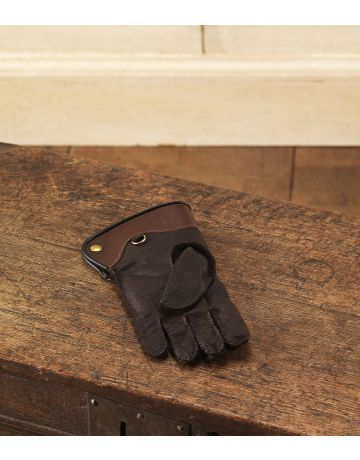 Suede Falconry Glove - Single Thickness