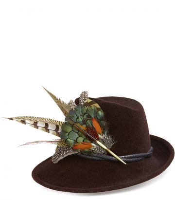 Philip Treacy Sidesweep Hat