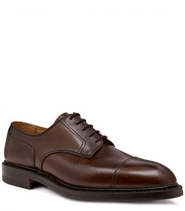 Mens Grain Leather Shoe