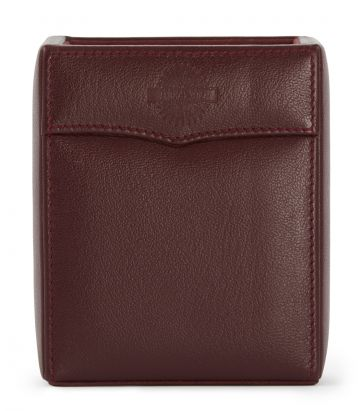 AUDLEY LEATHER PEN HOLDER