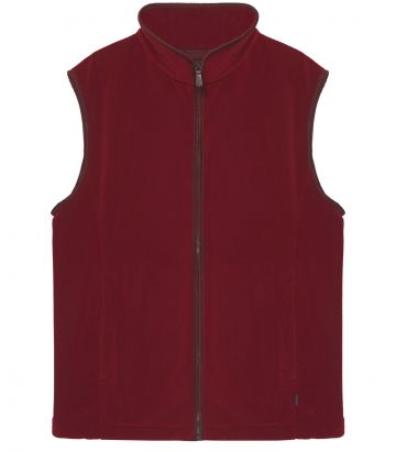 MENS LIGHTWEIGHT FLEECE VEST