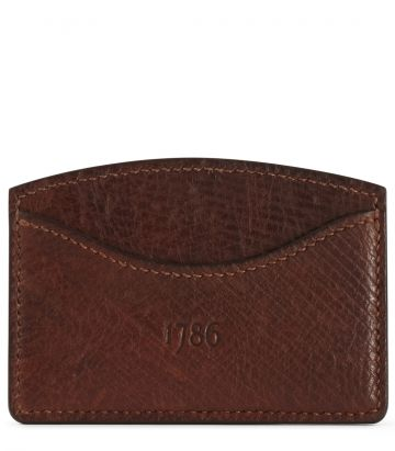 Russia Leather Credit Card Holder