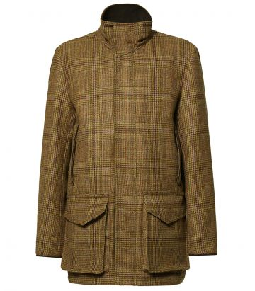 Mens Tweed Field Coat - Lomond