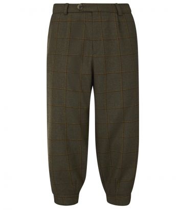 Mens Technical Tweed Breeks - Lawrence