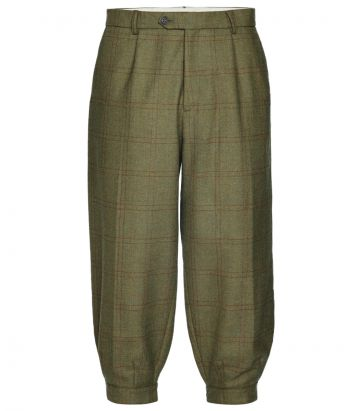 Mens Technical Tweed Breeks - Bembridge