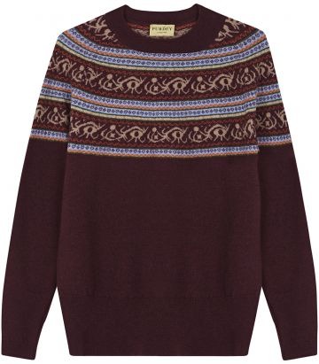 Ladies Fairisle Sweater