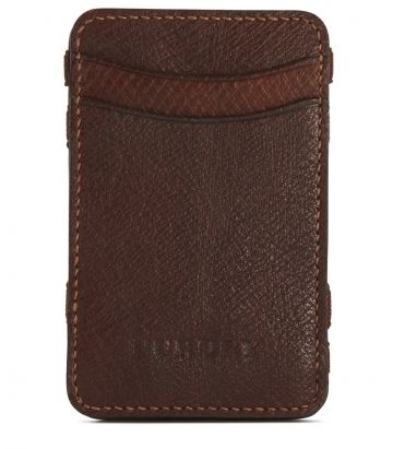 Russia Leather Magic Wallet