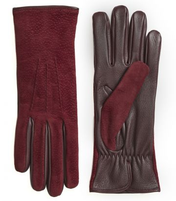 Ladies Peccary Gloves