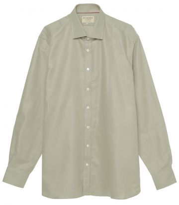 Mens Linen Travel Shirt