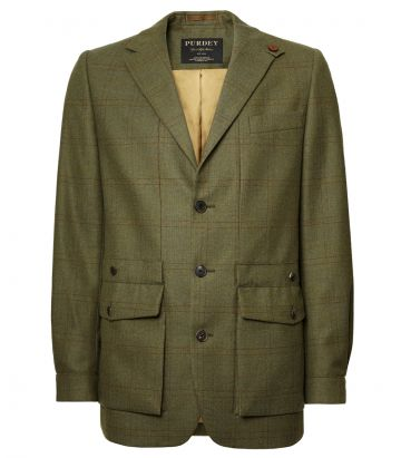 Mens Technical Norfolk Jacket