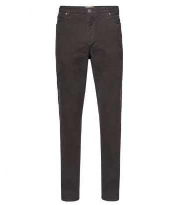 Mens Heavy Cotton Jeans - Charcoal