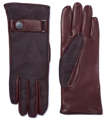 Ladies Cashmere Town Gloves - Lavinia