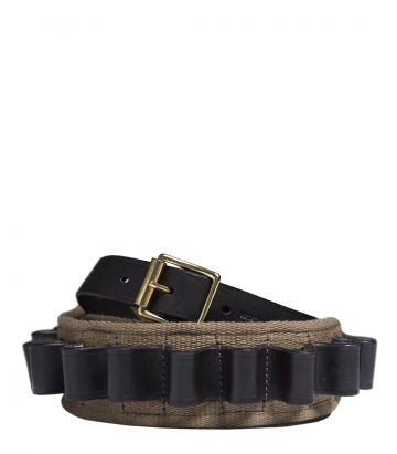 Canvas Cartridge Belt