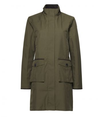LADIES TECHNICAL LONG SHOOTING COAT