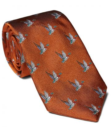 FLYING DUCKS TIE