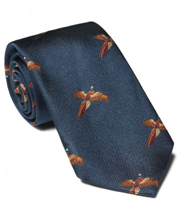 FULL FLYING PHEASANT TIE