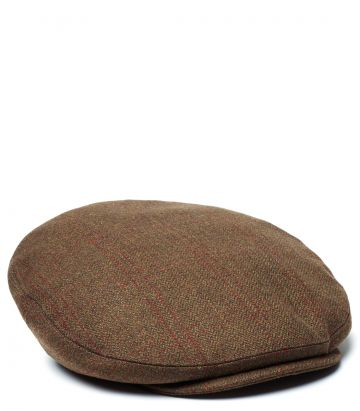 Ampleforth Tweed Cap