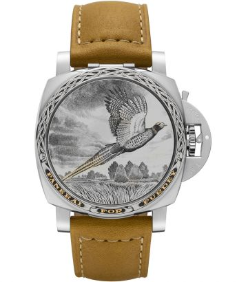 Panerai For Purdey Watch - Pheasant