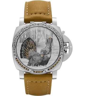 Panerai for Purdey Watch - Capercaillie