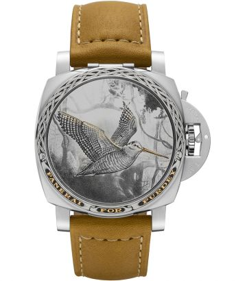 Panerai For Purdey Watch - Woodcock
