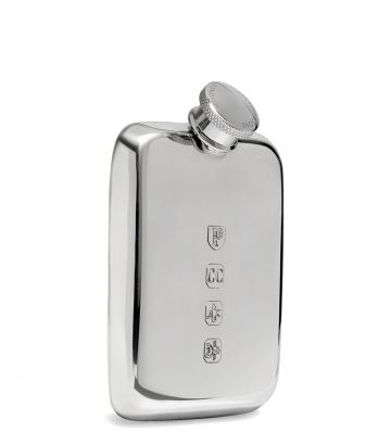 Shirt Flask With Funnel - 1.5oz