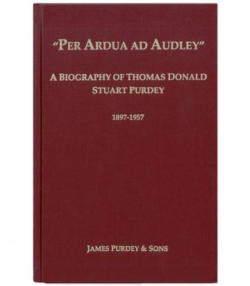 Biography of Tom Purdey - Cloth Bound