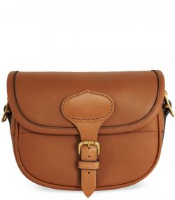 Classic Leather Cartridge Bag