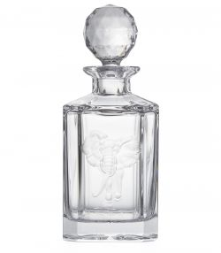 Elephant Crystal Decanter