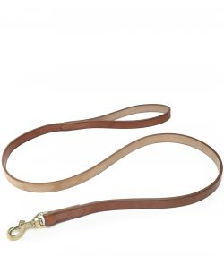 Short Bridle Leather Trigger Lead