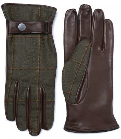 Mens Tweed Town Gloves - Lawrence
