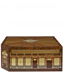Audley House Marquetry Box & Humidor