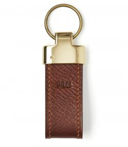 Russia Leather Keyring
