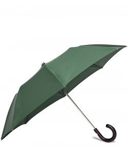 Audley Mini Umbrella - Maple Handle