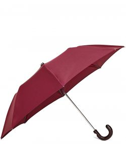 Audley Mini Umbrella - Woven Handle