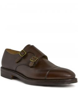 Mens Double Monk Strap Shoe