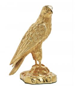 Gold Plated Falcon