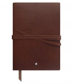 Montblanc x Purdey - A5 Leather Notebook