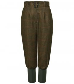 Ladies Technical Tweed Breeks SC