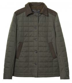 Ladies Studland Quilted Jacket