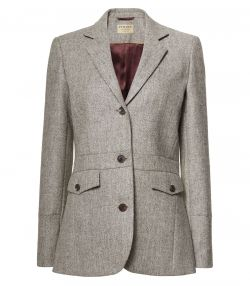 LADIES SPECIAL EDITION HERDWICK TWEED JACKET