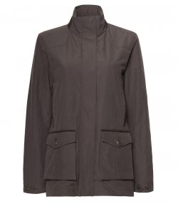 LADIES BORDERS COAT