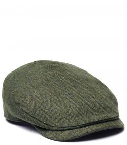 Constable Burton Tweed Cap - Glenwherry