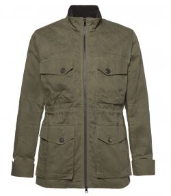 Mens Hanning Dry Wax Travel Jacket