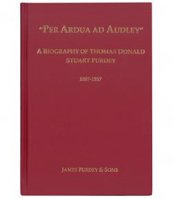 Biography of Tom Purdey - Leather Bound