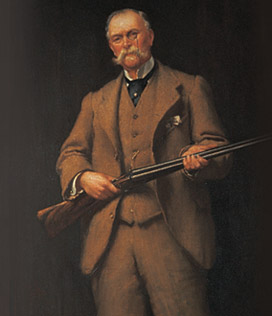 James Purdey the Younger 1828-1909