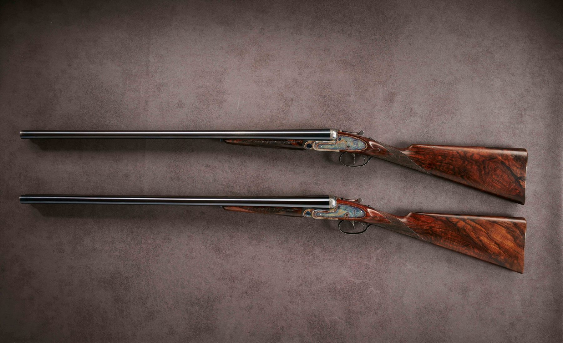 Pair of Purdey Shotguns