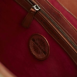Register your Purdey leathers